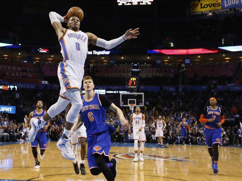 10 russell westbrook - 15 самых высокооплачиваемых игроков в истории NBA