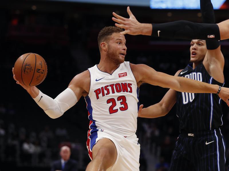 12 blake griffin - 15 самых высокооплачиваемых игроков в истории NBA