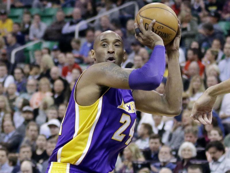 2 kobe bryant - 15 самых высокооплачиваемых игроков в истории NBA