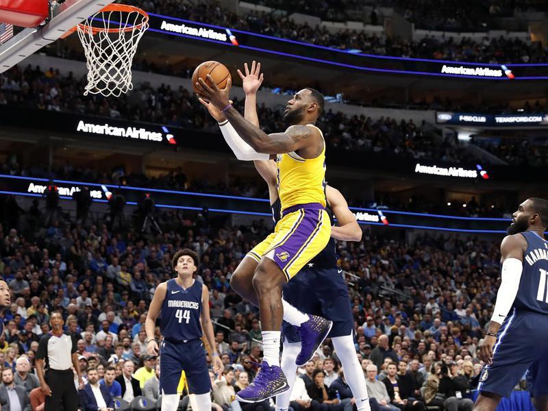 3 lebron james - 15 самых высокооплачиваемых игроков в истории NBA