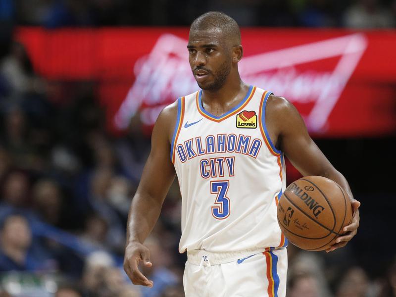 5 chris paul - 15 самых высокооплачиваемых игроков в истории NBA