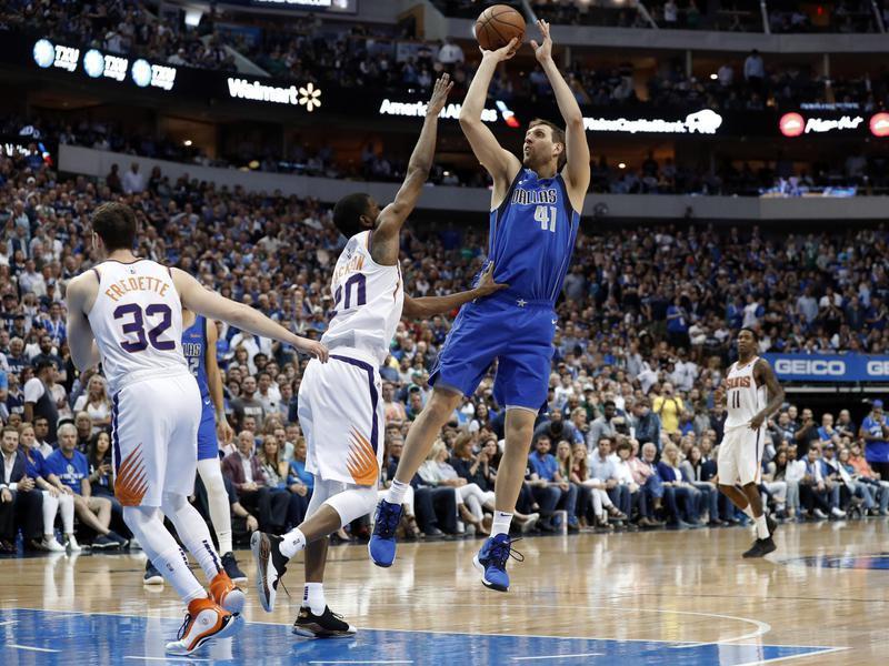 6 dirk nowitzki - 15 самых высокооплачиваемых игроков в истории NBA
