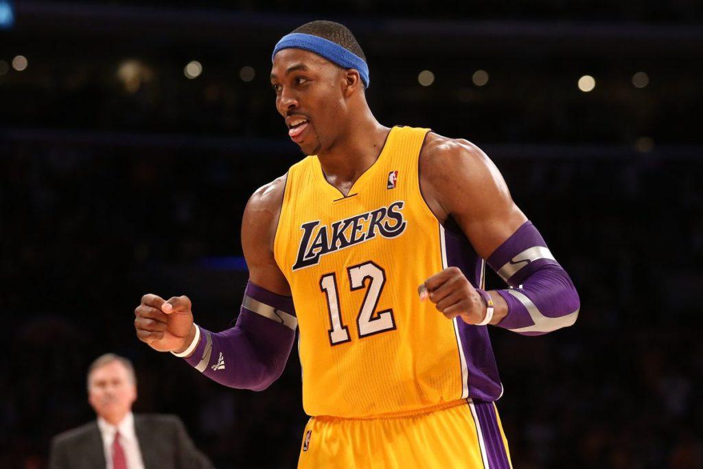 8 dwight howard 1024x683 - 15 самых высокооплачиваемых игроков в истории NBA