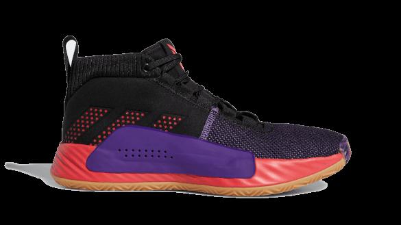 Adidas Dame 5 - Обзор баскетбольных кроссовок