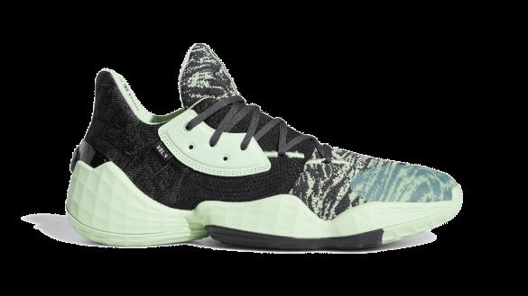 Adidas Harden Vol. 4 - Обзор баскетбольных кроссовок