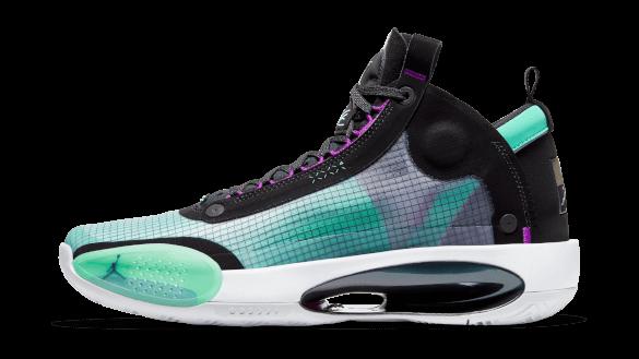 Air Jordan 34 - Обзор баскетбольных кроссовок