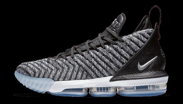 Nike Lebron 16 - Обзор баскетбольных кроссовок