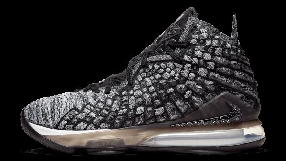 Nike Lebron 17 - Обзор баскетбольных кроссовок