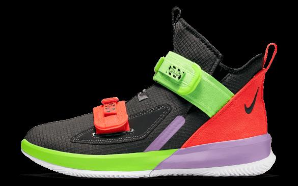 Nike Lebron Soldier 13 - Обзор баскетбольных кроссовок