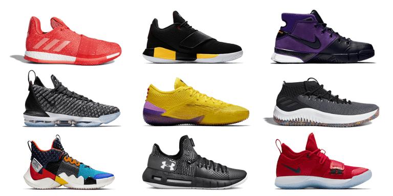 best basketball shoes 1 - Обзор баскетбольных кроссовок