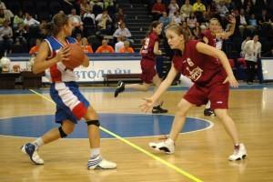 jen basketb - Чемпионат России среди женщин
