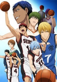 poster kuroko - Баскетбол Куроко