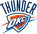 thunderlogo 128x118 - NBA запад